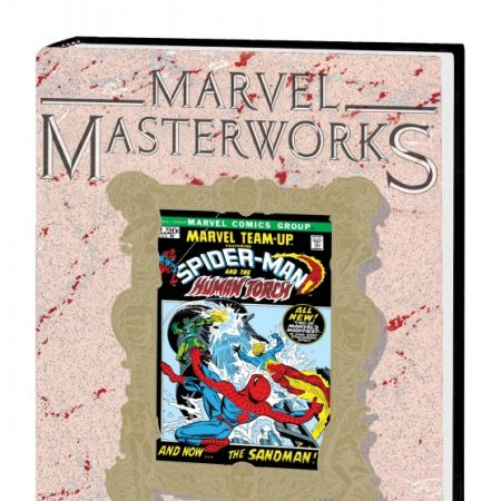 Marvel Masterworks: Marvel Team-Up Vol. 1 (2010) (VARIANT)