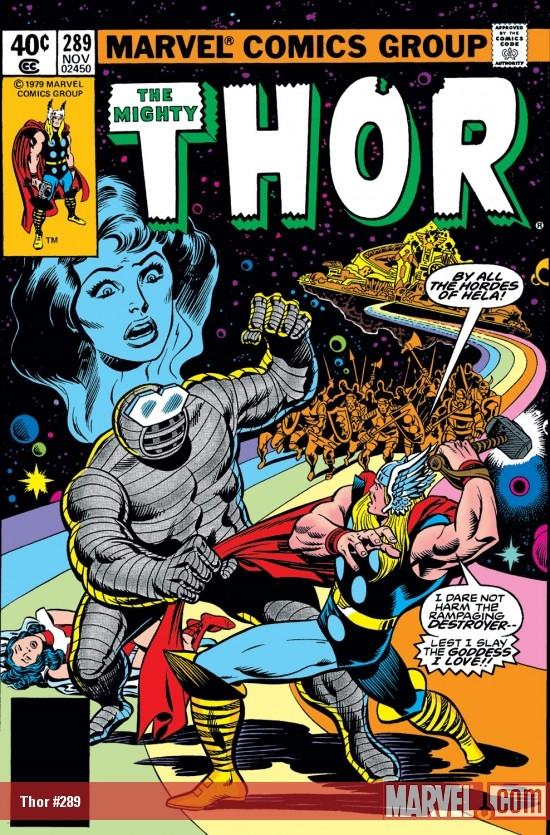 Thor (1966) #289