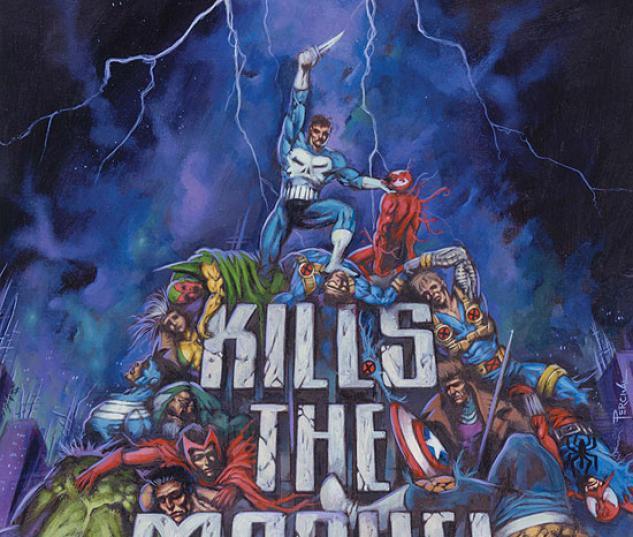 PUNISHER KILLS THE MARVEL UNIVERSE ONE-SHOT #1