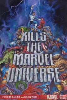 Punisher Kills the Marvel Universe One-Shot (2008) #1