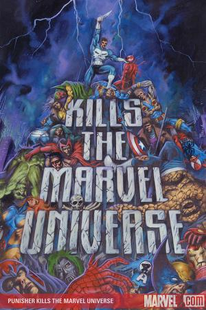 Punisher Kills the Marvel Universe One-Shot #1