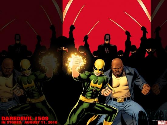 Daredevil (1998) #509 Wallpaper