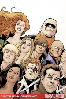 X-Factor (2005) #200 (MAGUIRE VARIANT)