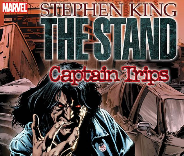 THE STAND VOL. 1: CAPTAIN TRIPS PREMIERE #1