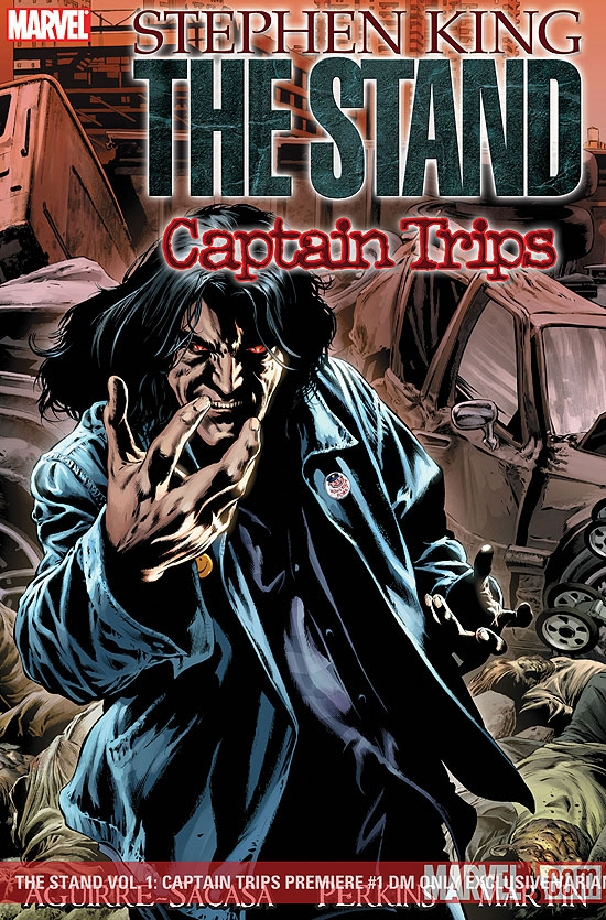 Stephen King's the Stand: Captain Trips (Hardcover)