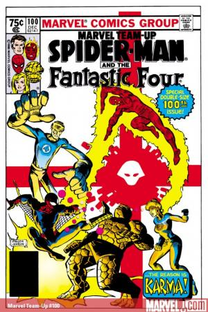 Marvel Team-Up (1972) #100