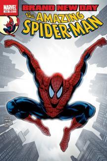 Amazing Spider-Man (1999) #552