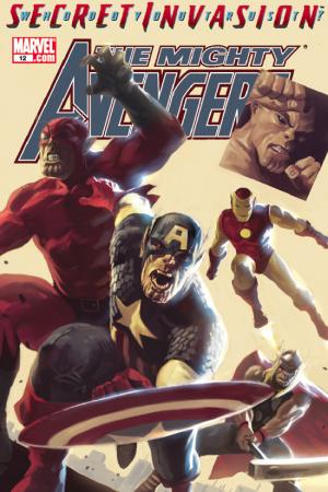 The Mighty Avengers (2007) #12