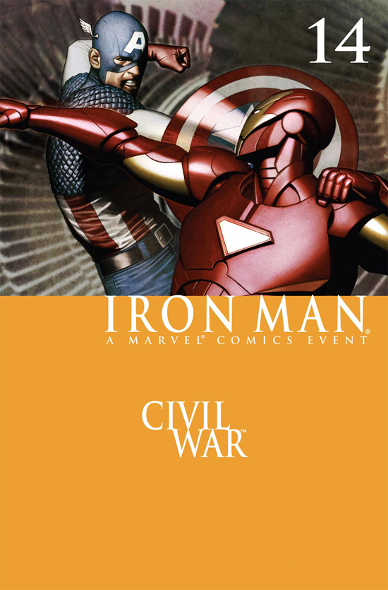 The Invincible Iron Man (2004) #14