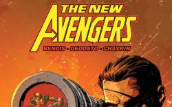 New Avengers (2010) #9 cover by Mike Deodato