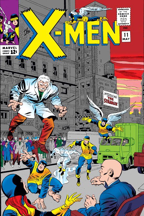 Uncanny X-Men (1963) #11
