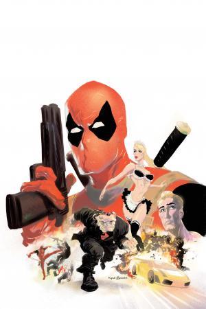 Deadpool Max: A History of Violence (2011) #1