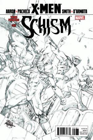 X-Men: Schism (2011) #1 (3rd Printing Variant)