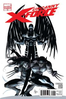 Uncanny X-Force (2010) #15 (Architect Variant)
