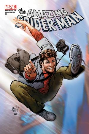 Amazing Spider-Man #643  (JIMENEZ VARIANT)