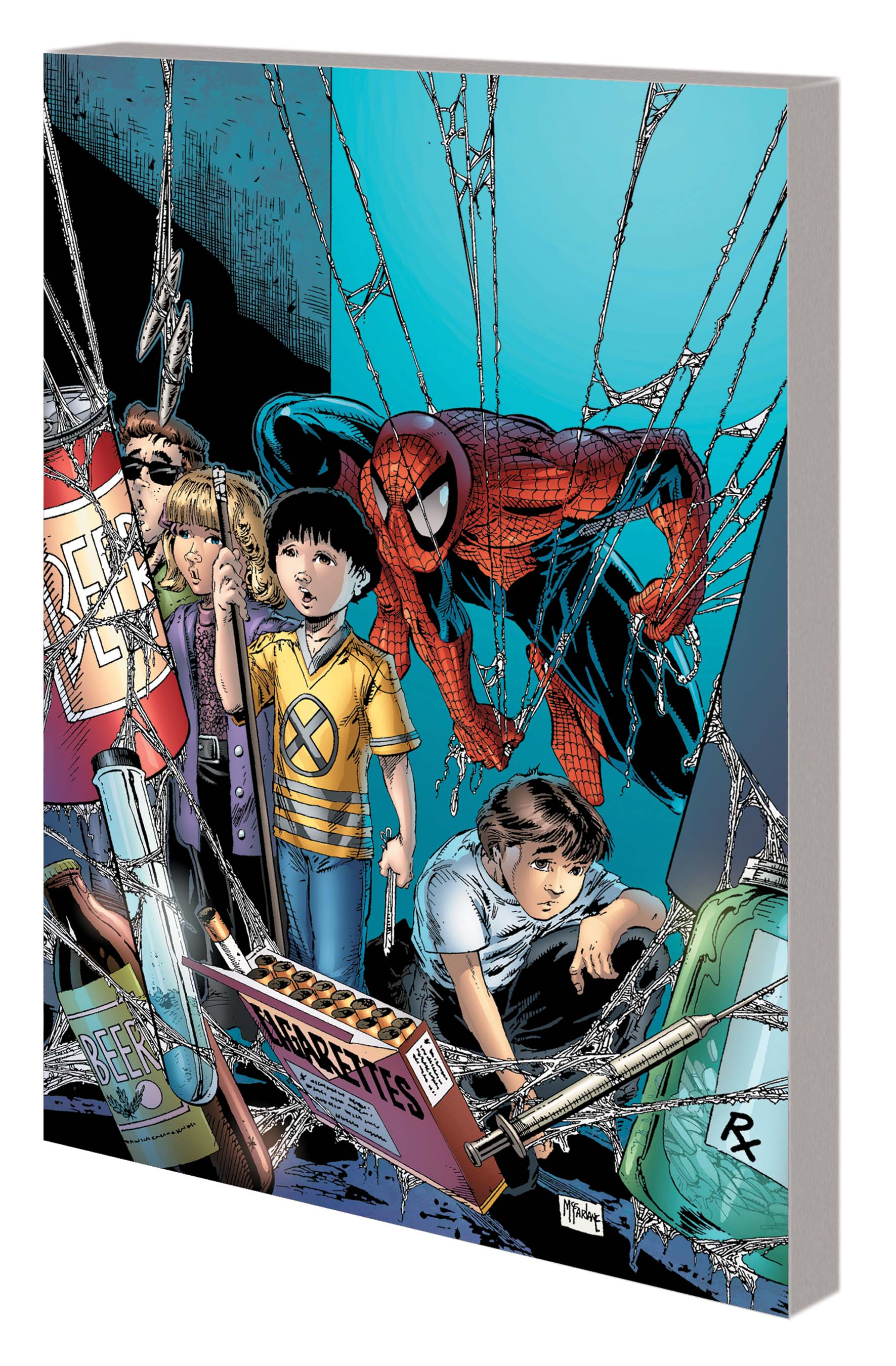 Spider-Man: The Psas (Trade Paperback)