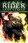 Ghost Rider (2011) #4 cover