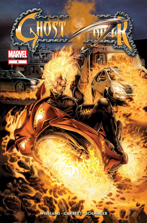 Ghost Rider (2011) #5