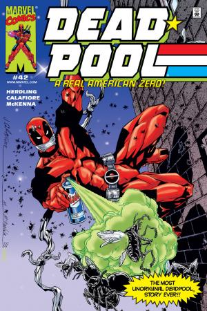Deadpool (1997) #42