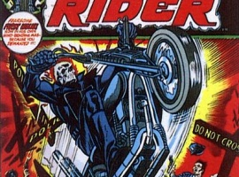 Ghost Rider #1 cover