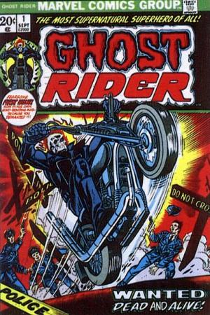 Ghost Rider (1973) #1