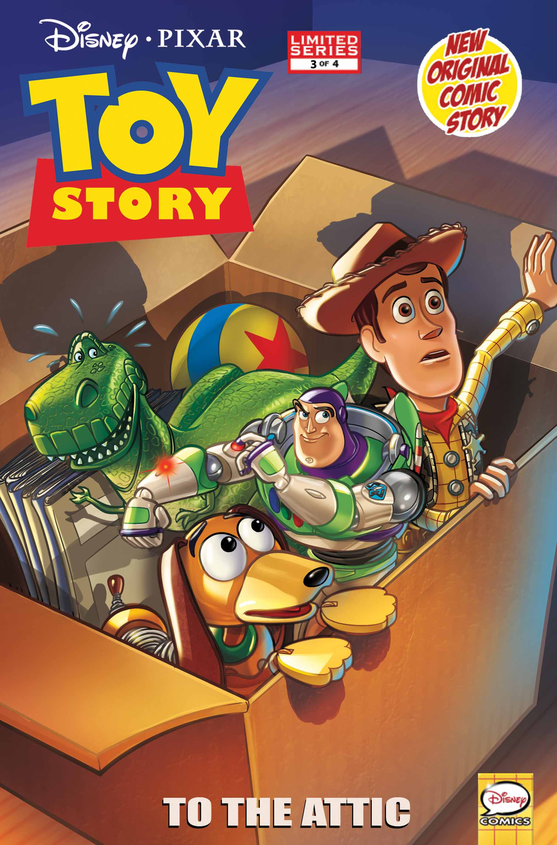 Disney/Pixar Presents: Toy Story (2011) #3
