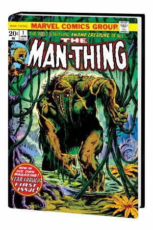 Man-Thing Omnibus (Hardcover)