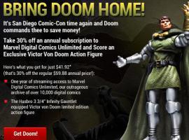 SDCC 2012: Bring Doom Home