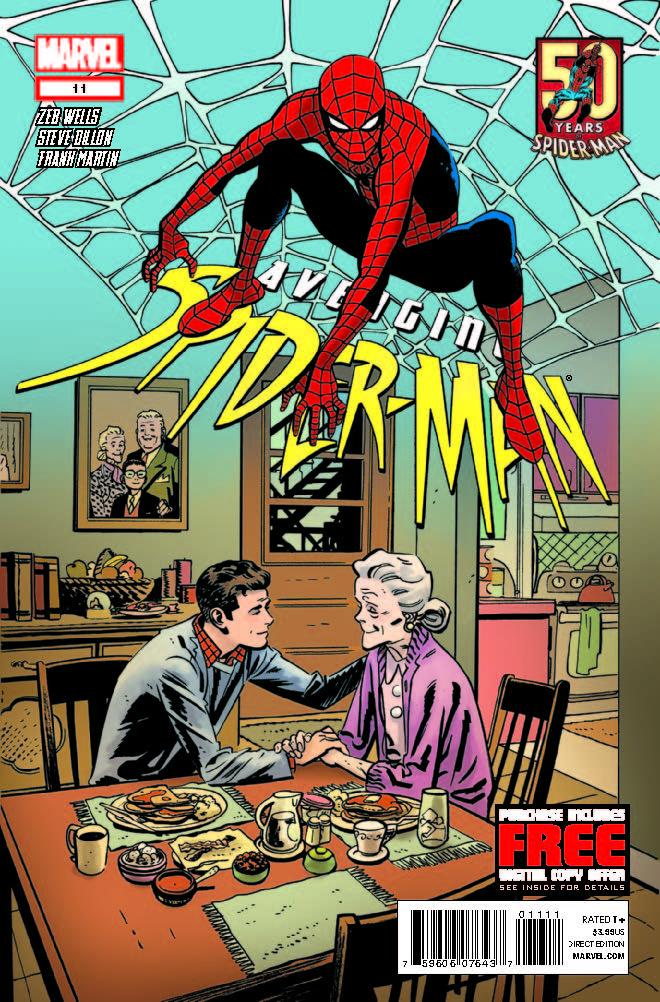 Avenging Spider-Man (2011) #11