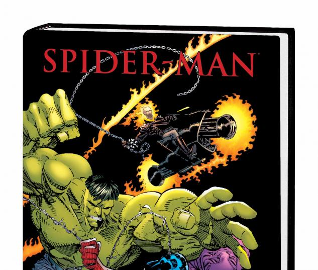 SPIDER-MAN: REVENGE OF THE SINISTER SIX PREMIERE HC