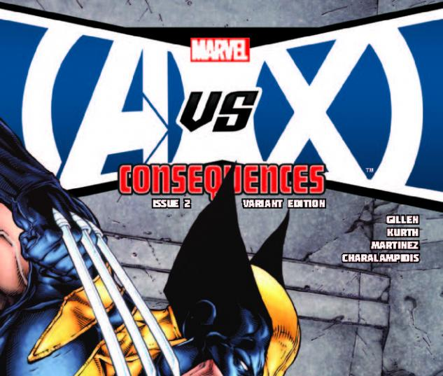 AVX: CONSEQUENCES 2 PROMO VARIANT (WITH DIGITAL CODE)