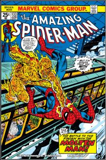 The Amazing Spider-Man (1963) #133