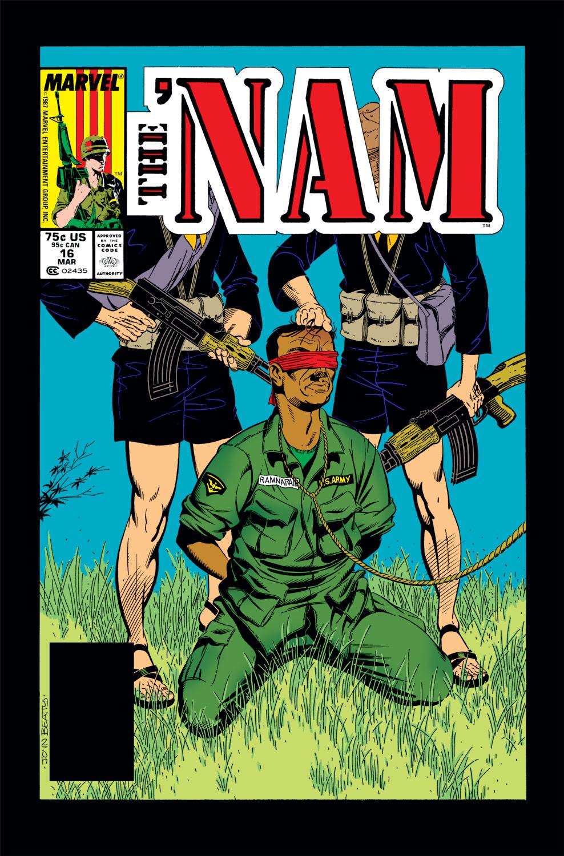 The 'NAM (1986) #16