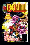Excalibur (1988) #95 Cover