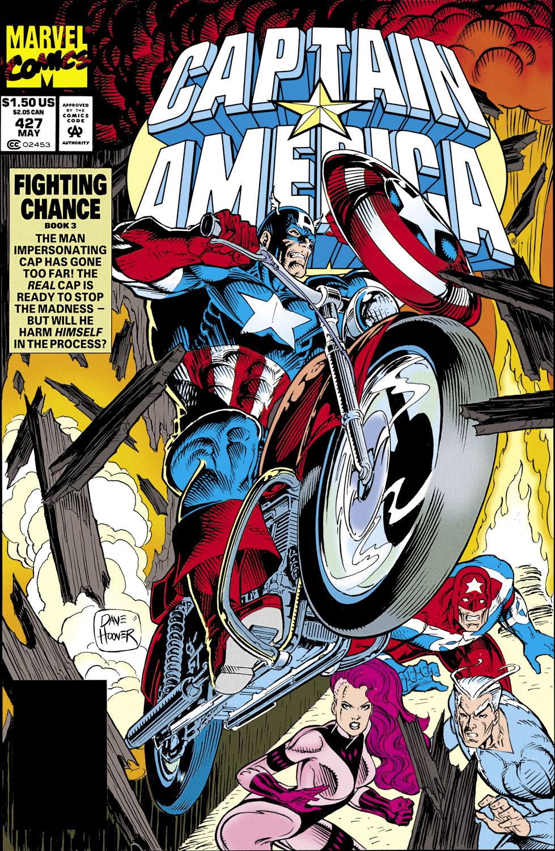 Captain America (1968) #427