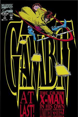 Gambit (1993) #1