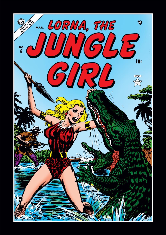 Lorna the Jungle Girl (1954) #6
