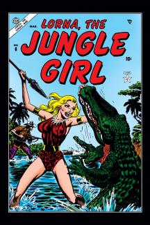 Lorna the Jungle Girl #6