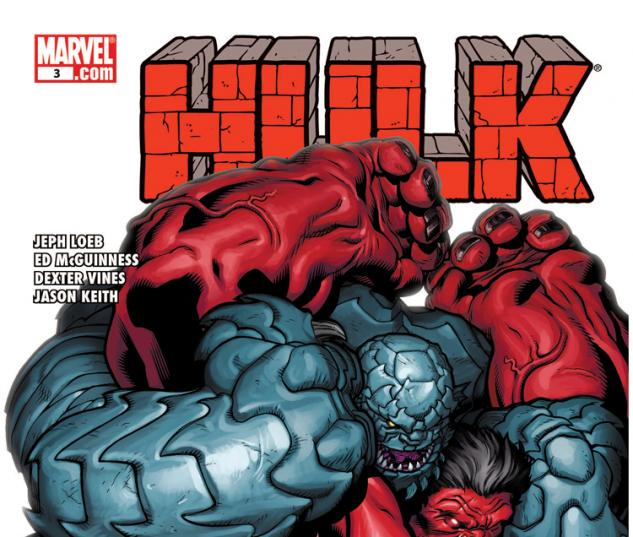 Cover from Red Hulk #003