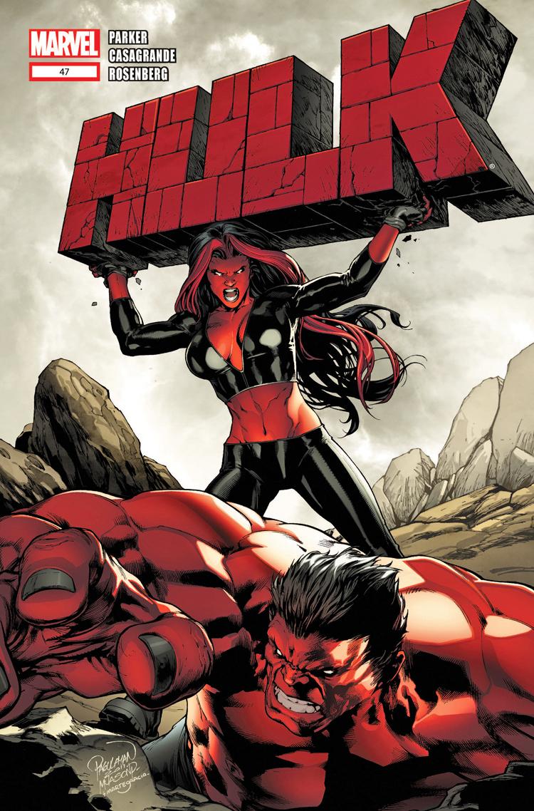 Hulk (2008) #47