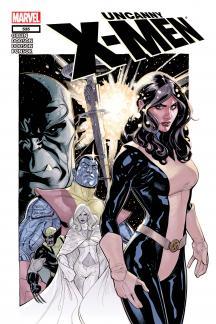 Uncanny X-Men (1963) #535