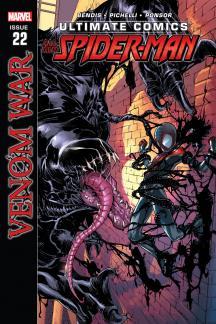 Ultimate Comics Spider-Man #22