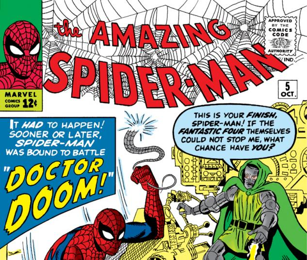 Amazing Spider-Man (1963) #5