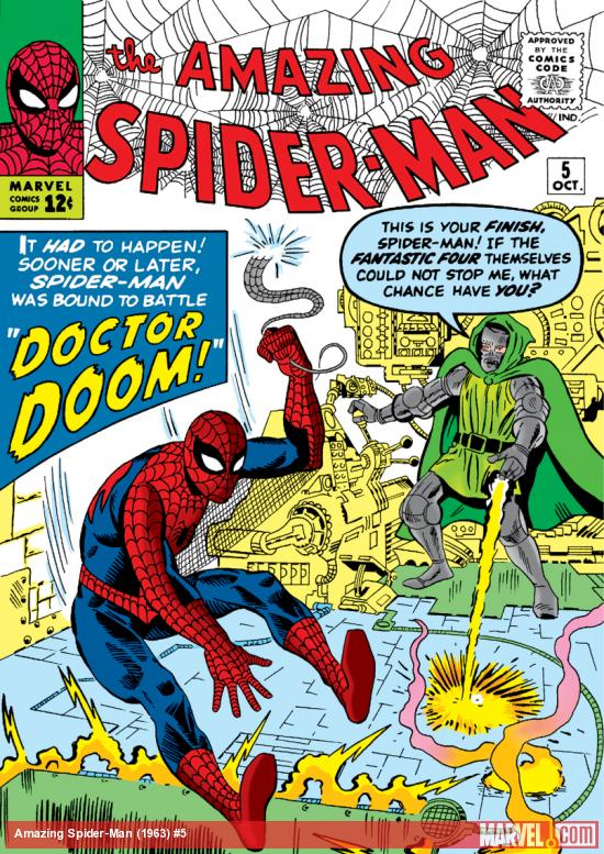 The Amazing Spider-Man (1963) #5