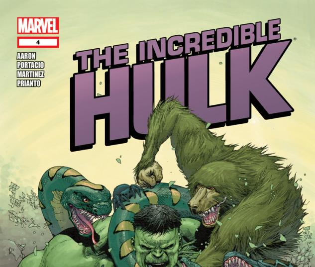 Incredible Hulk (2011) #4
