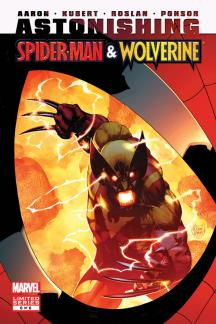 Astonishing Spider-Man/Wolverine #6