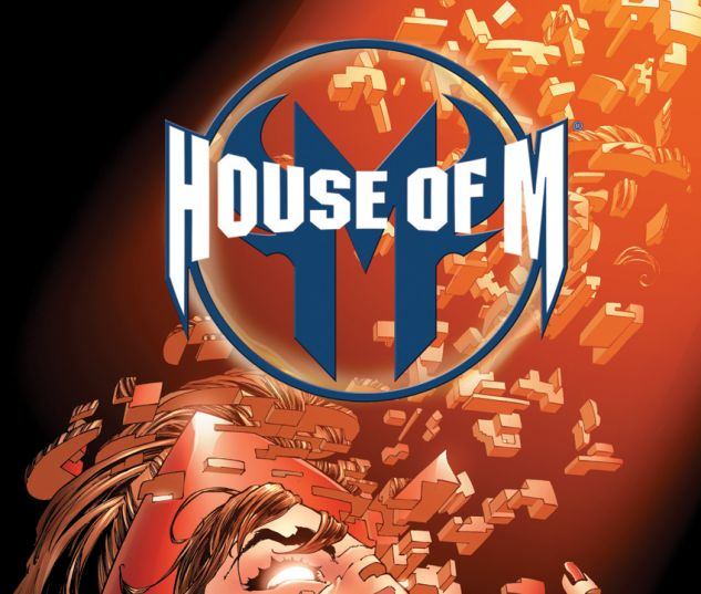 House of M: Spider-Man, Fantastic Four & X-Men (2009) HC