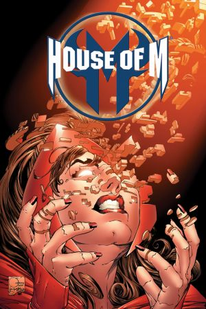 House of M: Spider-Man, Fantastic Four & X-Men (Hardcover)