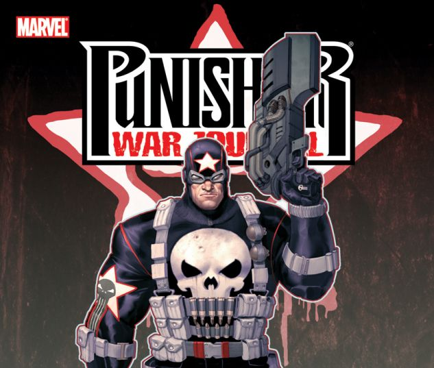 Punisher War Journal Vol. 2: Goin' Out West (2008) TPB