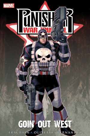Punisher War Journal Vol. 2: Goin' Out West (Trade Paperback)